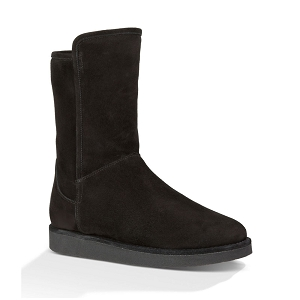 23745-25-LACETS ABREE SHORT 2 UGG:Noir