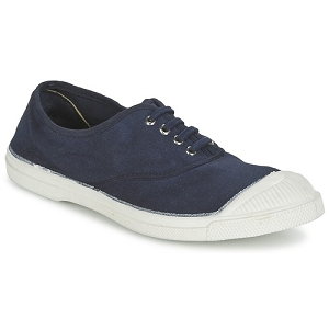 CITY RUN JOGGER TENNIS LACET:Bleu