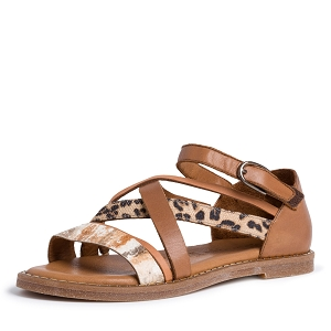 BAILEY BUTTON II 28162-24-SANDALES:Marron