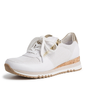 MARCO TOZZI 23782-34-CH. A LACETS<br>Blanc