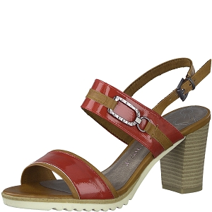 MARCO TOZZI 28704-24-SANDALES<br>Rouge