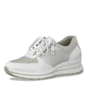 25211-25-BOTTE 23740-25-LACETS:Blanc