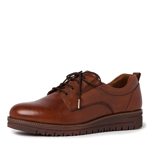 PICADILLY SNEAKER 23744-25-LACETS:Marron