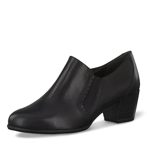 SHOE CREAM 24400-25-TROTTEUR:Noir