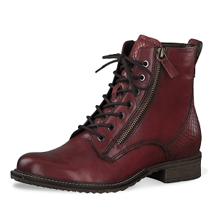 STONE ONE 25211-25-BOTTE:Rouge
