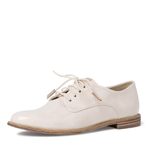 SHOE CREAM 23203-26-LACETS:Beige