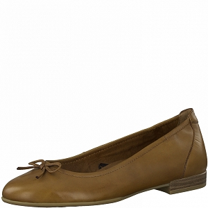 25115-25-BOTTE 22119-26-BALLERINE:Marron
