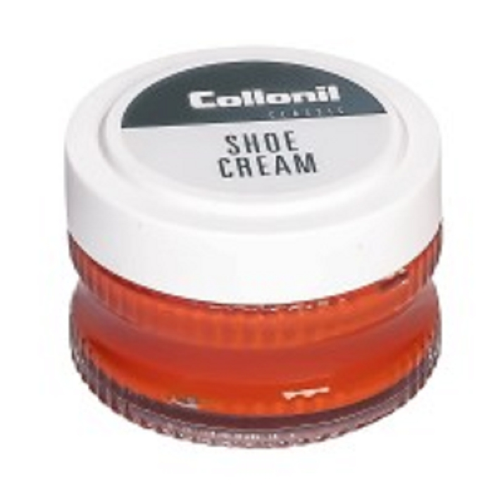 Collonil accessoires shoe cream orange