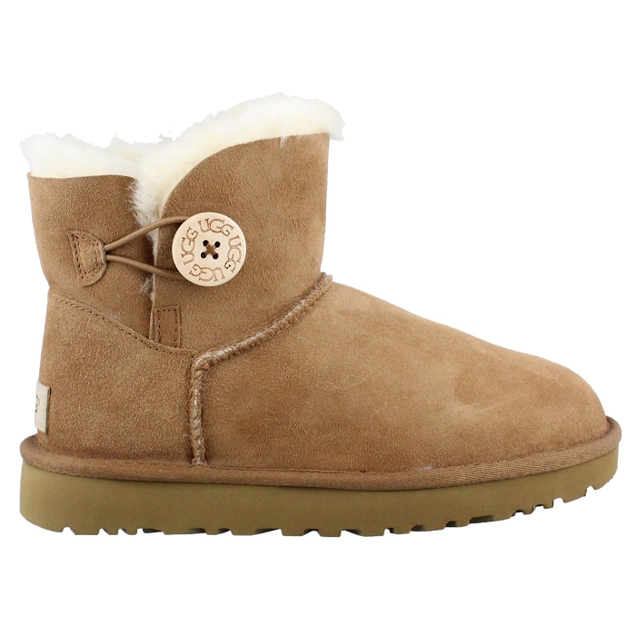 Ugg hiver sport mini bailey button 2 naturel4419801_2