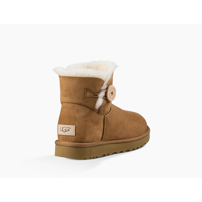 Ugg hiver sport mini bailey button 2 naturel4419801_3