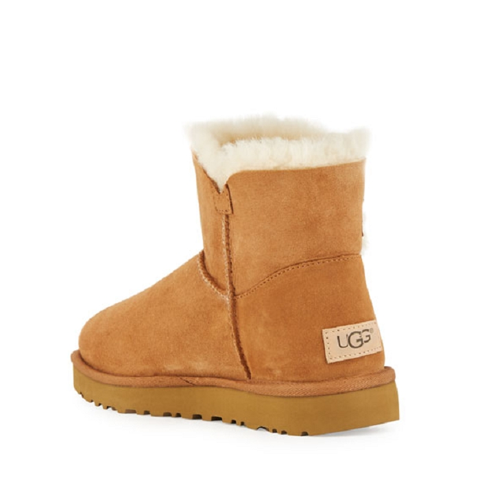 Ugg hiver sport mini bailey button 2 naturel4419801_4