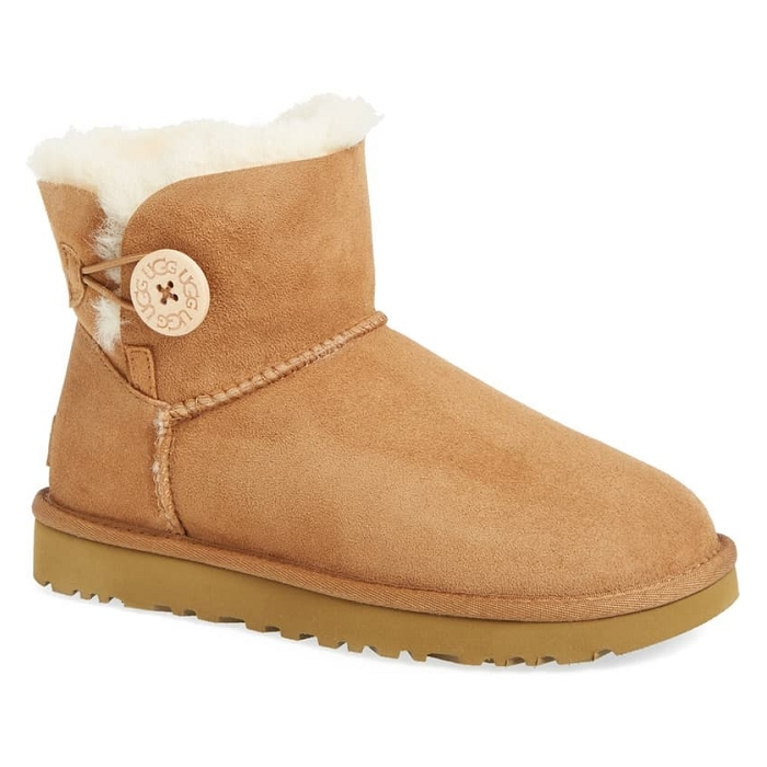 Ugg hiver sport mini bailey button 2 naturel4419801_5