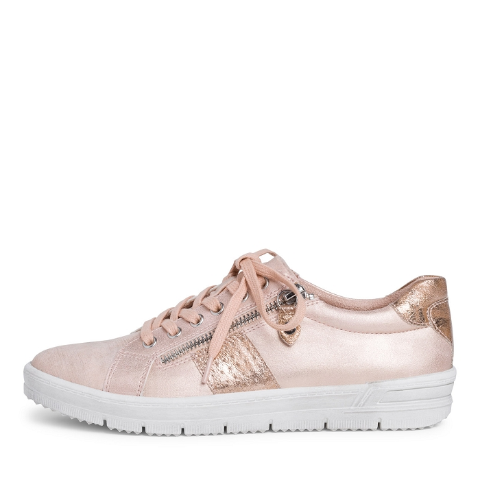 Tamaris ts sport 23605 24 lacets rose4552302_4