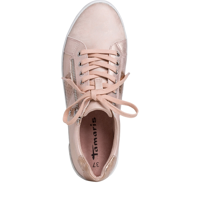 Tamaris ts sport 23605 24 lacets rose4552302_6
