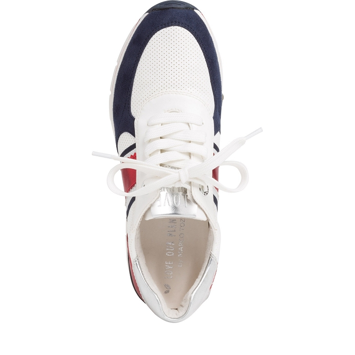 Marco tozzi ts sport 23710 24 ch. a lacets blanc4565401_5
