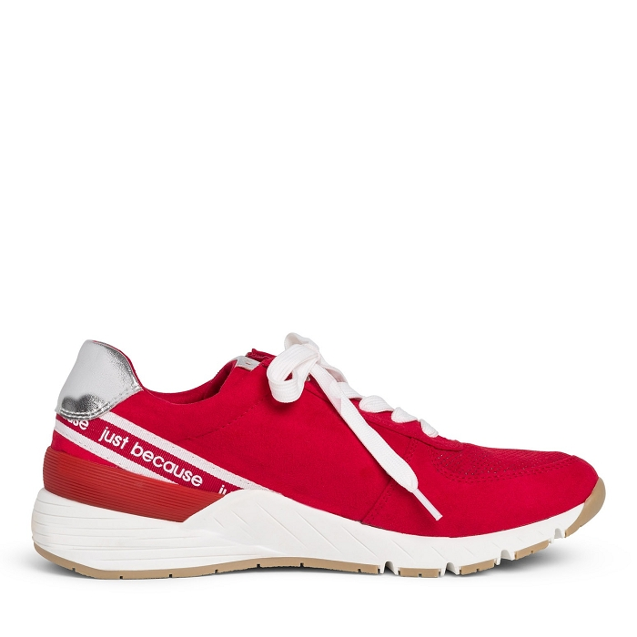 Marco tozzi ts sport 23739 34 ch. a lacets rouge4565901_3