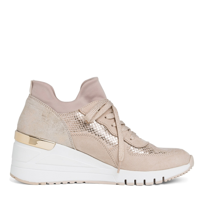 Marco tozzi chaussures a lacet 23744 24 ch. a lacets rose4566101_3