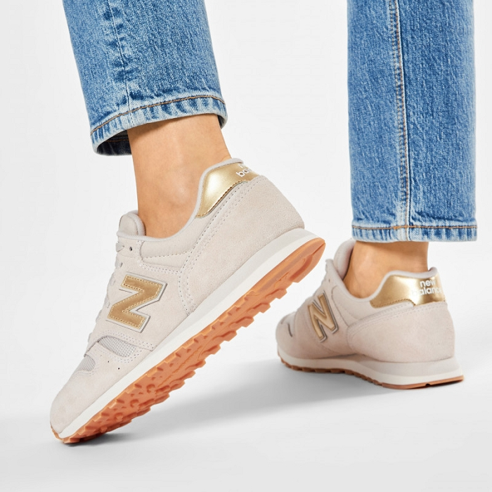 New balance chaussures a lacet wl373fc2 beige4599001_2