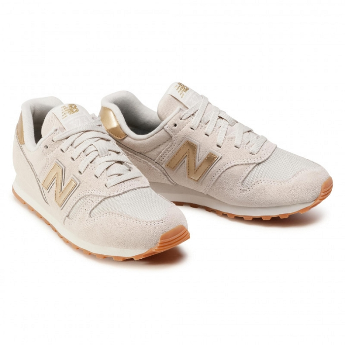 New balance chaussures a lacet wl373fc2 beige4599001_3