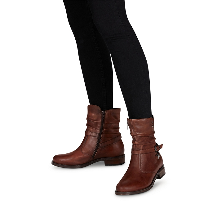 Tamaris boots 25057 25 botte marron