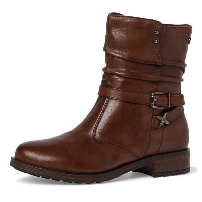 Tamaris boots 25057 25 botte marron4610702_2