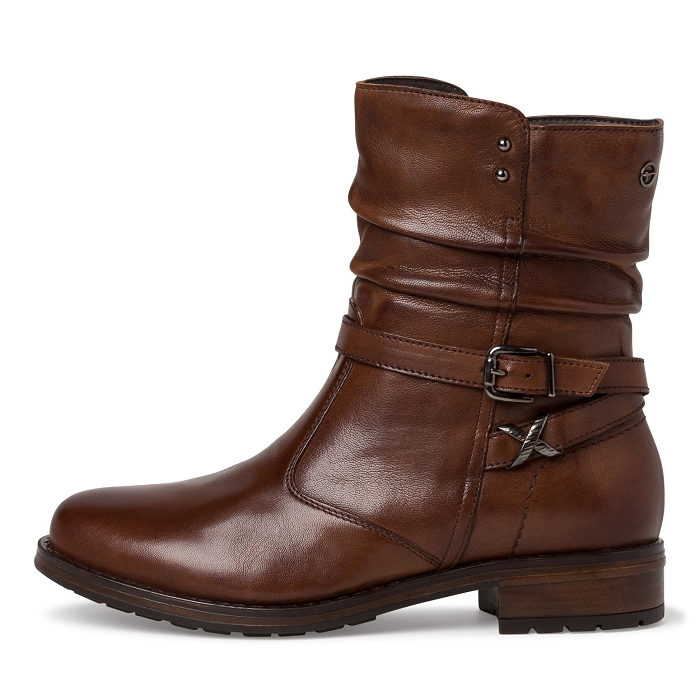 Tamaris boots 25057 25 botte marron4610702_3