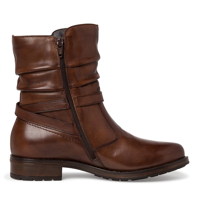 Tamaris boots 25057 25 botte marron4610702_4
