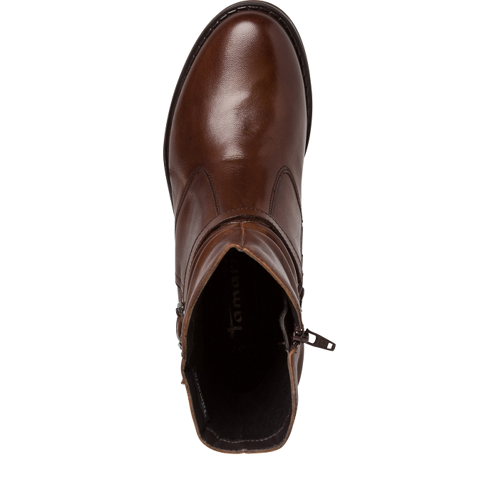 Tamaris boots 25057 25 botte marron4610702_6