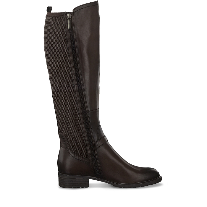 Tamaris hiver ville 25511 25 botte marron4615602_3
