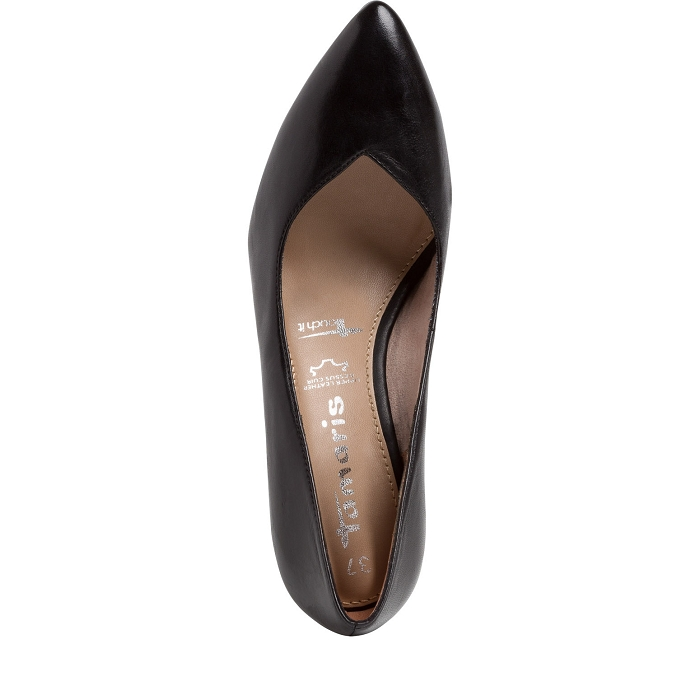 Tamaris escarpins et pumps 22443 25 escarpin noir4622601_5
