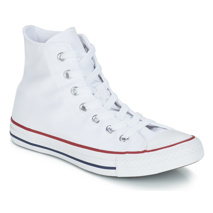 Converse boots a lacets chuck taylor all star blanc